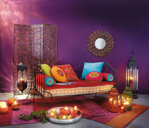 Orientalischer Stil orientalisch maison inspiration