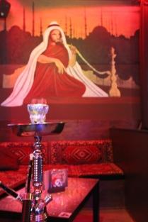 Raucher loben die Shisha im Pasha