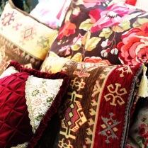 Kissenbezüge vom Flohmarkt