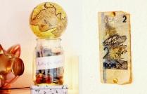 Globus von TK Maxx